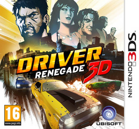 Driver Renegade 3D - 3DS