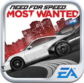 Need For Speed Most Wanted mobile - iPhone