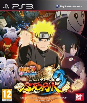 Naruto Shippuden: Ultimate Ninja Storm 3 - PS3