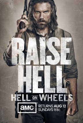 Hell on Wheels - Stagione 2 - ND.