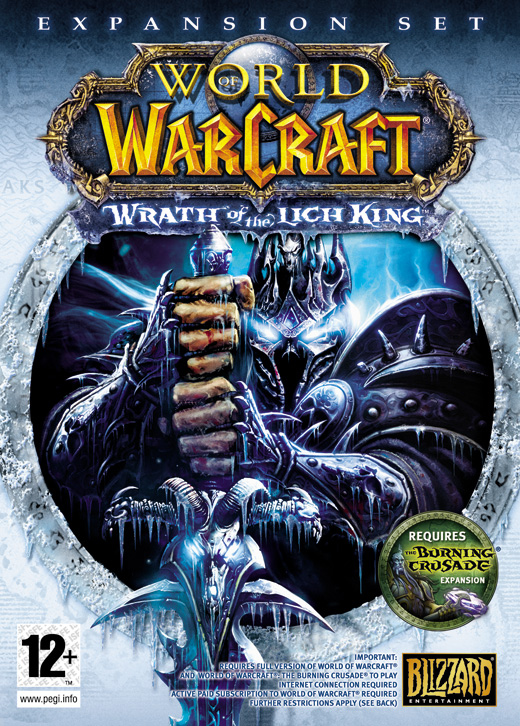world of warcraft wrath of the lich king. hot WoW-Wrath of the Lich King