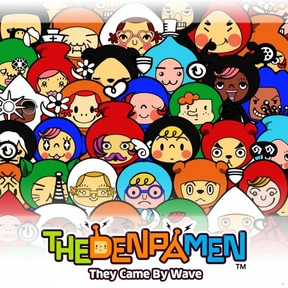 The Denpa Men: They Came by Wave - 3DS