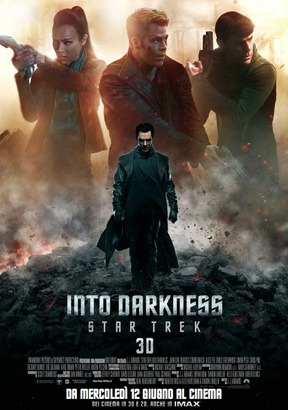 Into Darkness - Star Trek - Cinema