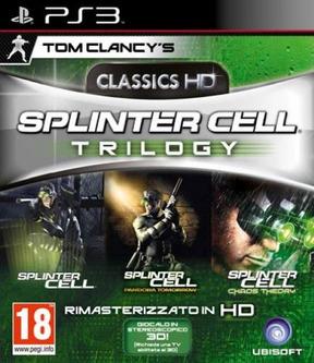 Splinter Cell Trilogy HD - PS3