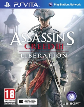 Assassin's Creed 3 Liberation - PS Vita