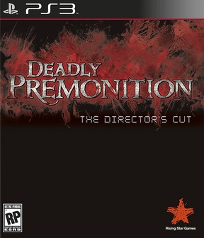 Deadly Premonition: The Director's Cut - PS3