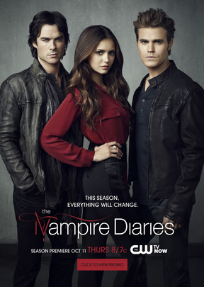 The Vampire Diaries - Stagione 4 - ND.