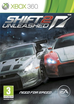 Shift 2: Unleashed - XBOX 360