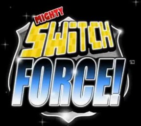 Mighty Switch Force - 3DS