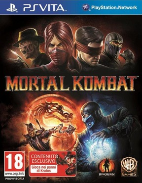 Mortal Kombat - ND.