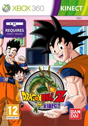 Dragon Ball Z Kinect - XBOX 360