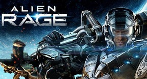 Alien Rage: Unlimited - ND.