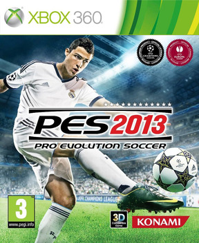 Pro Evolution Soccer 2013 - ND.