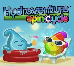 Hydroventure: Spin Cycle - 3DS