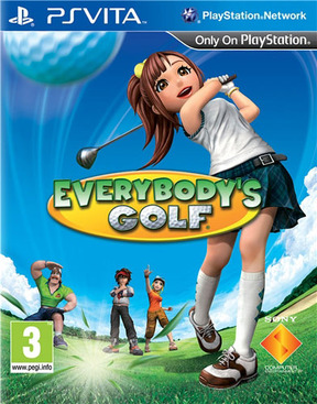 Everybody's Golf - PS Vita