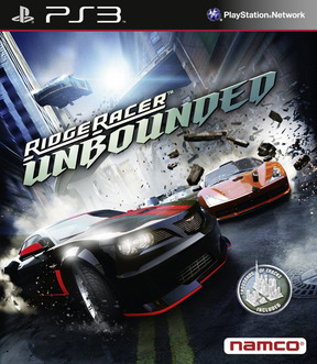 Ridge Racer Unbounded - PS3