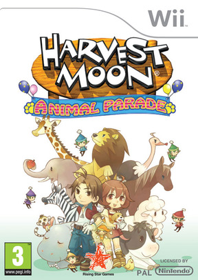 Harvest Moon: Animal Parade - Wii