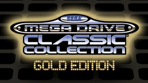 SEGA Mega Drive Classic Collection Gold Edition - ND.