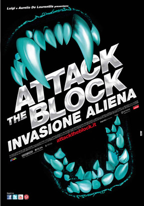 Attack the Block - Invasione Aliena - ND.