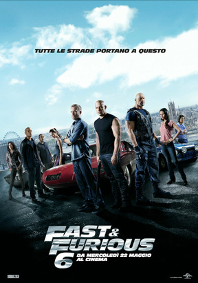 Fast and the Furious 6 - ND.