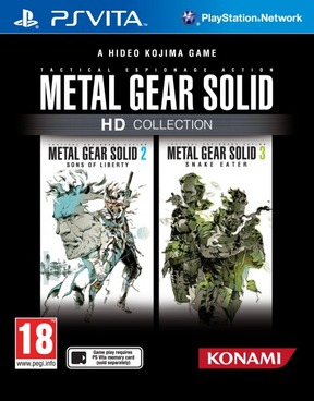 Metal Gear Solid HD Collection - ND.