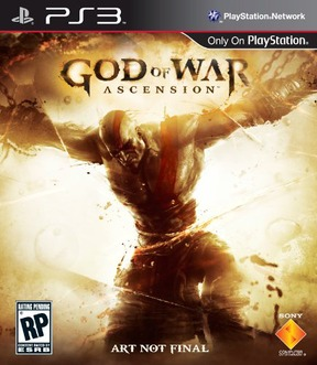 God of War Ascension - ND.