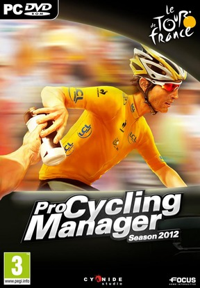 Pro Cycling Manager 2012 - PC