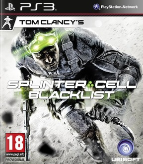 Splinter Cell Blacklist - ND.