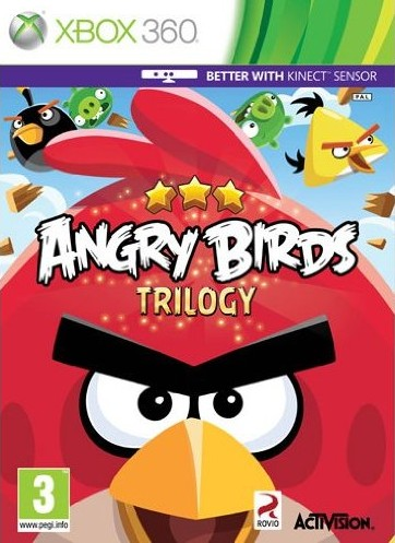 Angry Birds Triology (XBOX 360) 2012