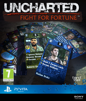 Uncharted: Fight for Fortune - PSVita