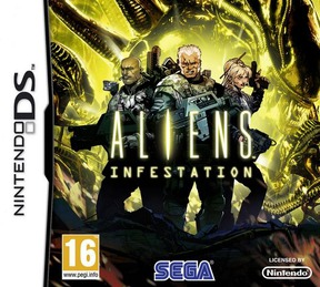 Aliens Infestation - NDS