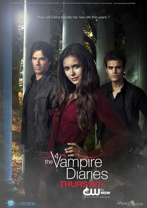 The Vampire Diaries - Stagione 5 - ND.