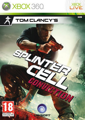 Splinter Cell: Conviction - XBOX 360