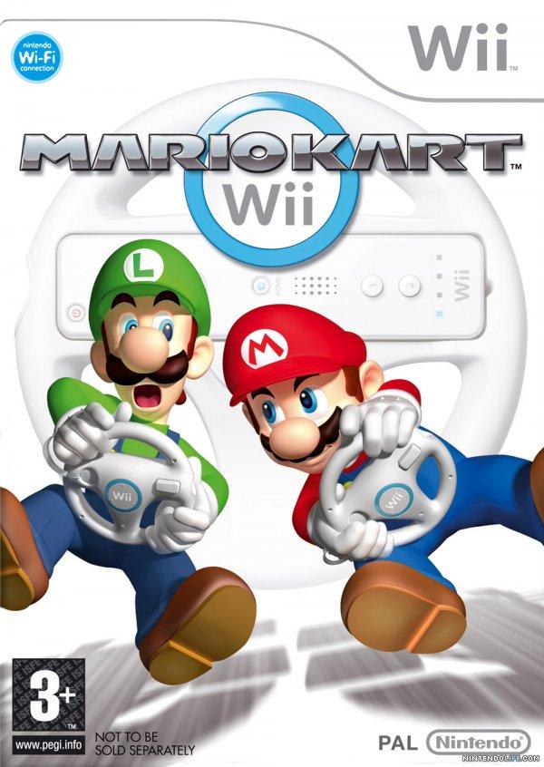 [UD]Mario Kart[PAL][MULTI5] [WII]
