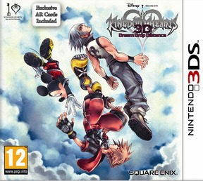 Kingdom Hearts 3D: Dream Drop Distance -