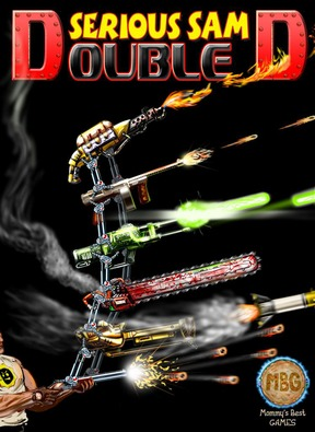 Serious Sam: Double D - PC