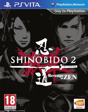 Shinobido 2: Revenge of Zen - PS Vita