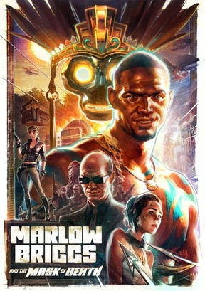 Marlow Briggs and the Mask of Death - XBOX 360