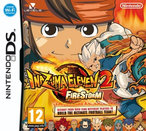 Inazuma Eleven 2 - Fire and Blizzard - NDS