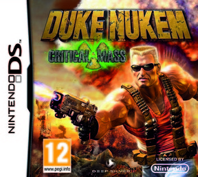 Duke Nukem: Critical Mass - NDS