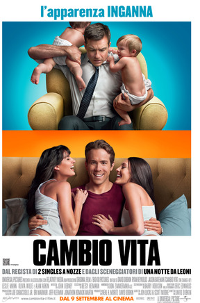 Cambio Vita – The change up (2011) Gratis Streaming