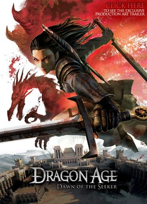 Dragon Age: Dawn of the Seeker - ND.