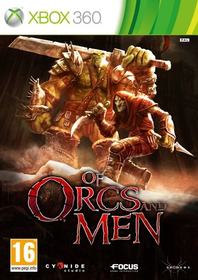 Of Orcs and Men - XBOX 360