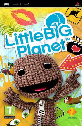 Little Big Planet PSP - PSP