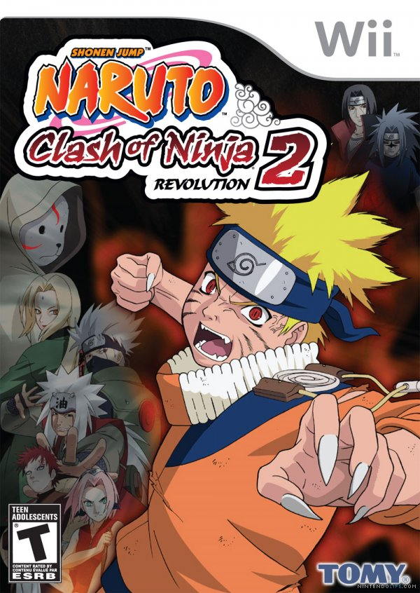 cover large Naruto Shippuuden Game 2. Posted by jamin218; Category: Other ...