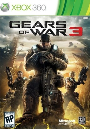 Gears of War 3 - ND.