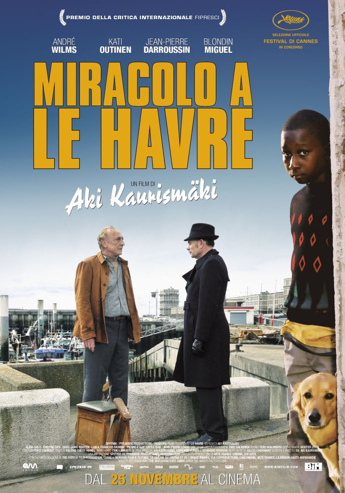 Miracolo A Le Havre (2011) .avi DVDRip XviD.MP3 - ITA