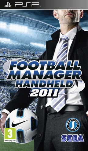 Football Manager Handheld 2011 - PSP