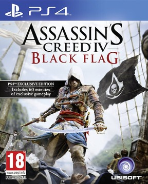 Assassin's Creed 4: Black Flag - PS4