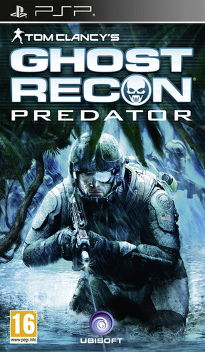 Ghost Recon Predator - PSP